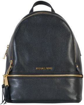MICHAEL Michael Kors Rhea Backpack - BLACK - STYLE