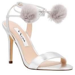 Nina Madele Ankle-Strap Sandals