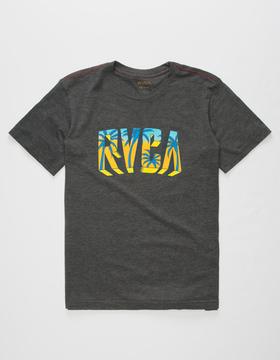 RVCA Block Boys T-Shirt