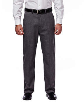 Haggar JM Premium Stretch Sharkskin Classic Fit Suit Pants
