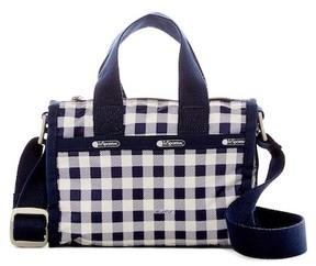LeSportsac Mini Weekend Nylon Bag