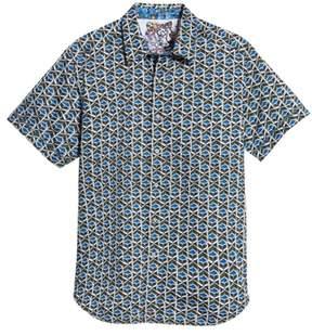 Robert Graham Tames Classic Fit Sport Shirt
