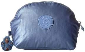 Kipling Zadok Bags - METALLIC SCUBA DIVER BLUE - STYLE