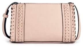 Sole Society Destin Faux Leather Crossbody Bag