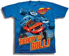 Freeze Blaze and The Monster Machines Graphic T-Shirt-Preschool Boys