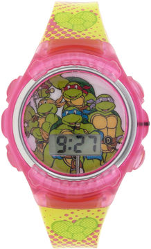 Nickelodeon Teenage Mutant Ninja Turtles Kids Flashing Digital Watch