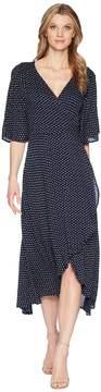 Bobeau B Collection by Orna Wrap Dress Women's Dress