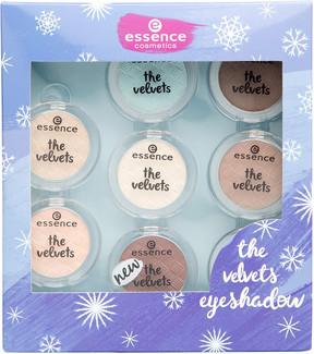 Essence The Velvets Eyeshadow Holiday Kit