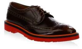 Paul Smith Wingtip Leather Derbys