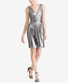 American Living Metallic Knit Dress