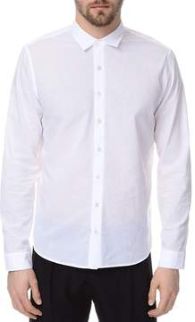 ATM Anthony Thomas Melillo ATM Classic Cotton Slim Fit Button-Down Shirt