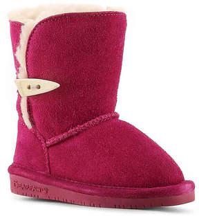 BearPaw Girls Abigail Toddler Boot