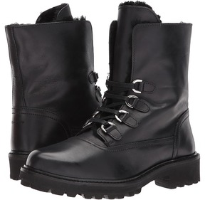 Dolce & Gabbana Lace-Up Boot Boys Shoes