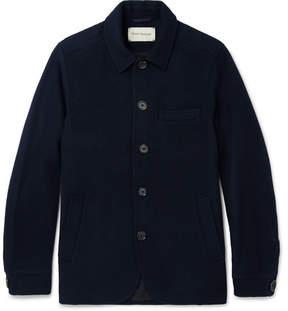 Oliver Spencer Portobello Slim-Fit Wool-Blend Jacket