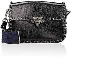 Valentino Women's Rockstud Rolling Shoulder Bag