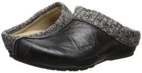 Aetrex Krista Clog Sweater Rim Women's Clog Shoes