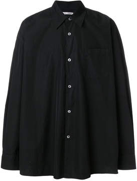Our Legacy plain loose-fit shirt