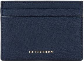 Burberry House Check Leather Card Holder