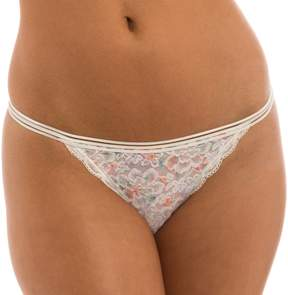 Candies Juniors' Candie's Lace String Thong Panty