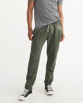 Abercrombie & Fitch Logo Sweatpants