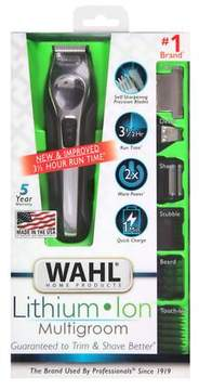 Wahl Clipper Lithium Ion Multi-Groomer 9688 600