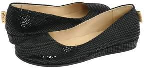 French Sole Zeppa Women's Slip on Shoes