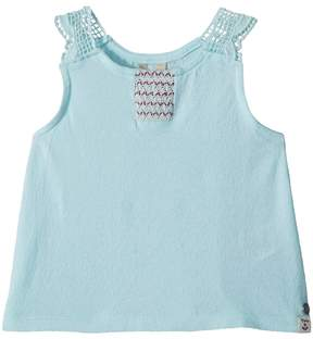 Roxy Kids Feeling Alive Boho Tank Top Girl's Sleeveless