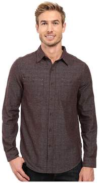 Royal Robbins Bristol Tweed Long Sleeve Shirt Men's Long Sleeve Button Up