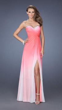 La Femme - Prom Dress 19742