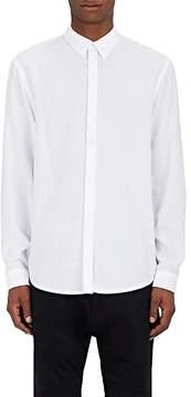 Helmut Lang Men's Batiste Button-Front Shirt