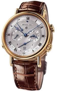 Breguet Classique Alarm Le Reveil du Tsar18K Yellow Gold Watch