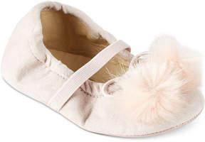 Sam Edelman Felicia Pom-Pom Flats, Baby Girls (0-4)
