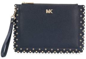 MICHAEL Michael Kors Pebbled clutch bag