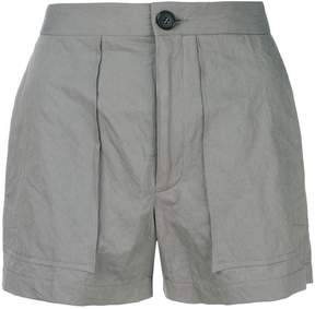 Chalayan classic fitted shorts