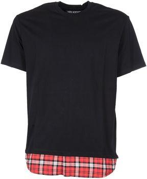 Neil Barrett Shirt Detail T-shirt