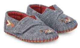 Toms Little Boy's Whipstitch Grip-Tape Sneakers