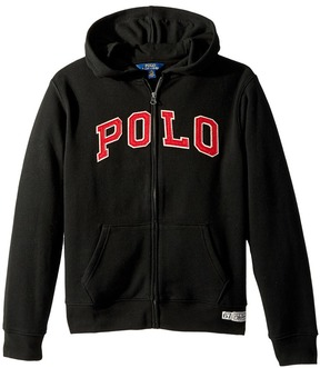 Polo Ralph Lauren Cotton-Blend Fleece Hoodie Boy's Sweatshirt