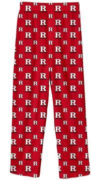 NCAA Boys 4-7 Rutgers Scarlet Knights Team Logo Lounge Pants