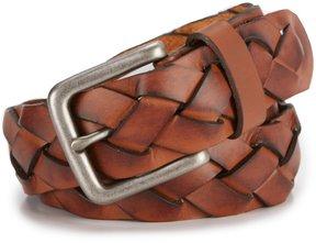Daniel Cremieux Braided Leather Belt
