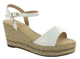 Menbur Karen Espadrille Platform Wedge Sandals