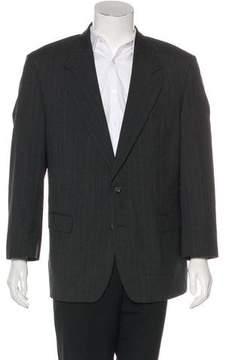 Pierre Balmain Wool Striped Blazer