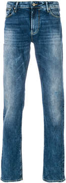 Armani Jeans stone washed jeans
