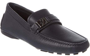 Ermenegildo Zegna Leather Driving Shoe