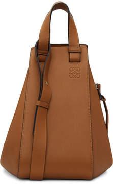 Loewe Tan Medium Hammock Bag