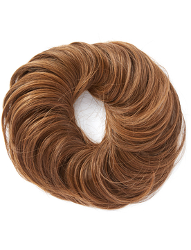 Hairdo. by Jessica Simpson & Ken Paves Ginger Brown Hair Wrap