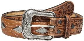 Ariat Diamond Shaped Conchos Men's Belts
