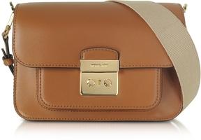 Michael Kors Sloan Editor Large Acorn Leather Shoulder Bag - ONE COLOR - STYLE