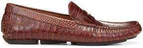 Donald J Pliner VINCO5, Croco Print Leather Driving Loafer