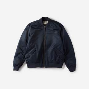 Everlane The Filled Nylon Bomber Jacket