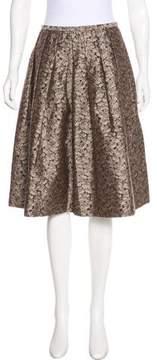 Barneys New York Barney's New York Wool & Silk-Blend Skirt